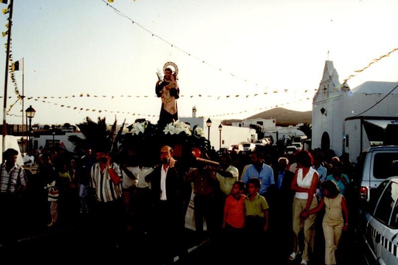Fiestas de San Antonio en Güime I