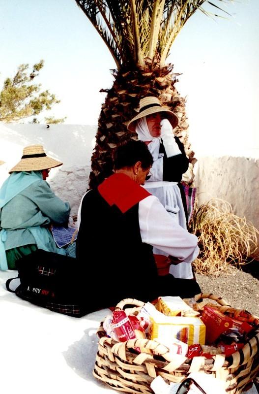 Fiestas de Las Nieves 2001 II