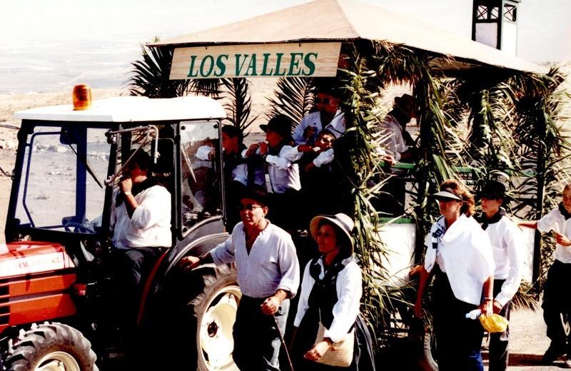 Fiestas de Las Nieves 2001 III