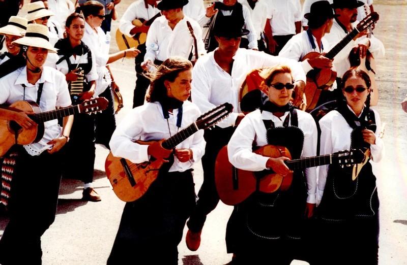 Fiestas de Las Nieves 2001 IV