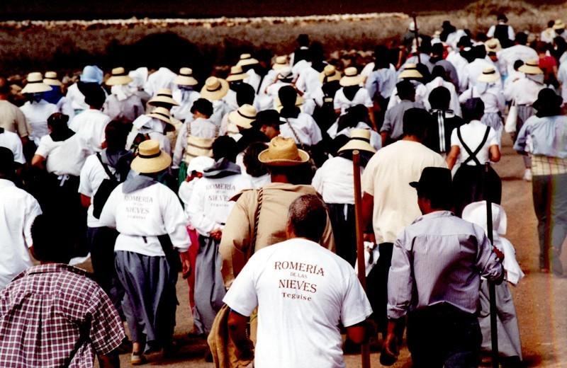 Fiestas de Las Nieves 2001 V