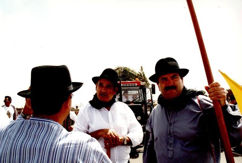 Fiestas de Las Nieves 2001 VII