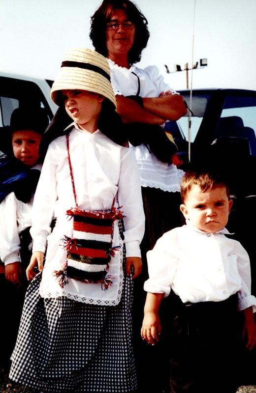 Fiestas de Las Nieves 2001 VIII