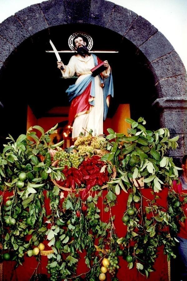 Fiestas de San Bartolomé 2001 I