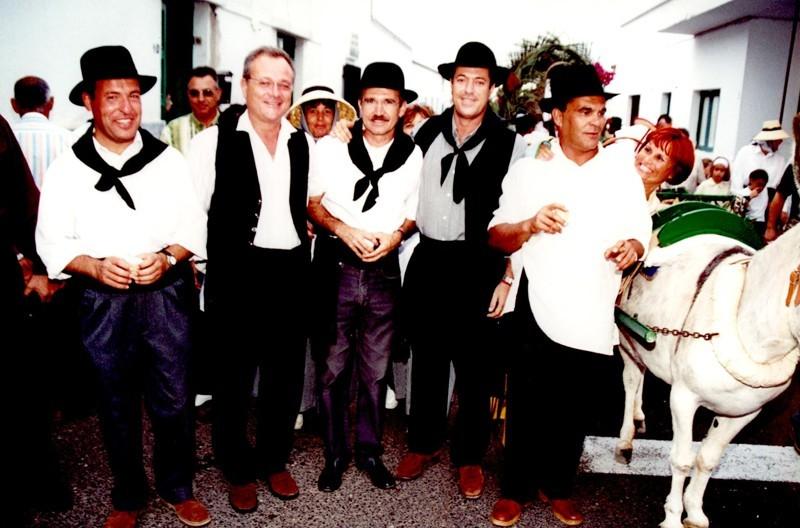 Fiestas de San Bartolomé 2001 IV