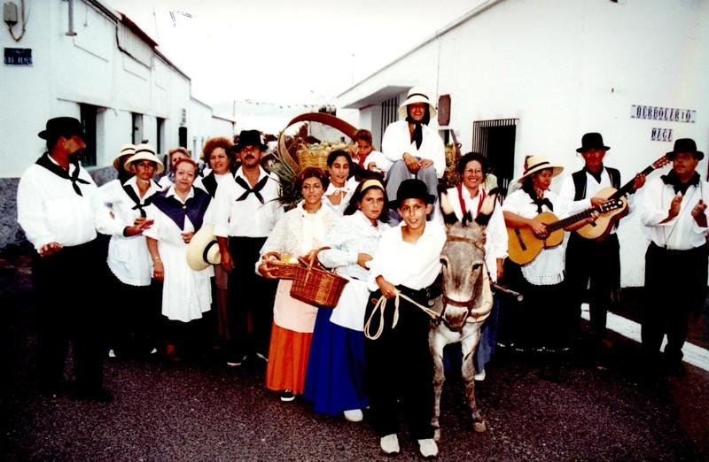 Fiestas de San Bartolomé 2001 V