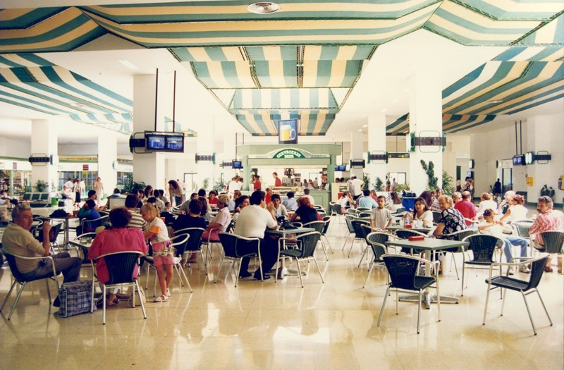 Antigua terminal del aeropuerto I