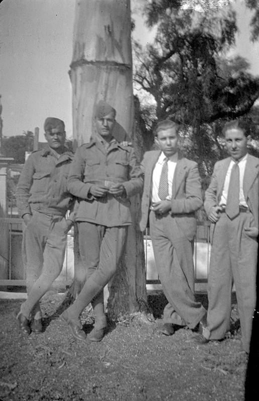 Jóvenes en Villa Dolores
