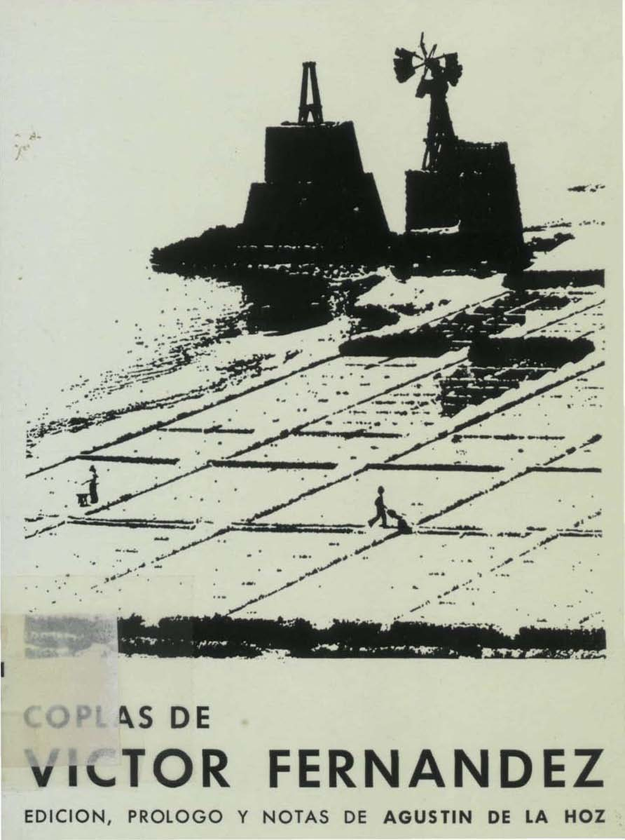Coplas de Víctor Fernández