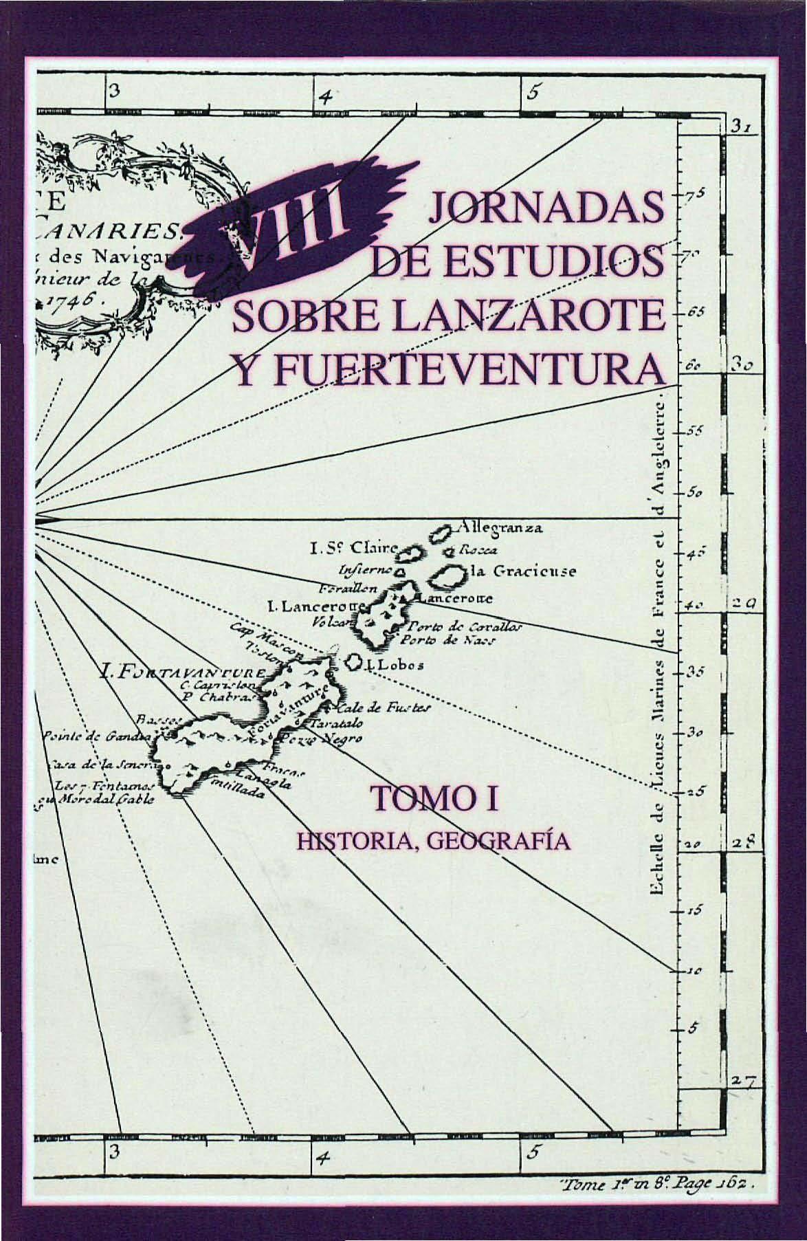 Desplazamientos poblacionales y reestructuración del hábitat en Lanzarote, entre 1730-1736