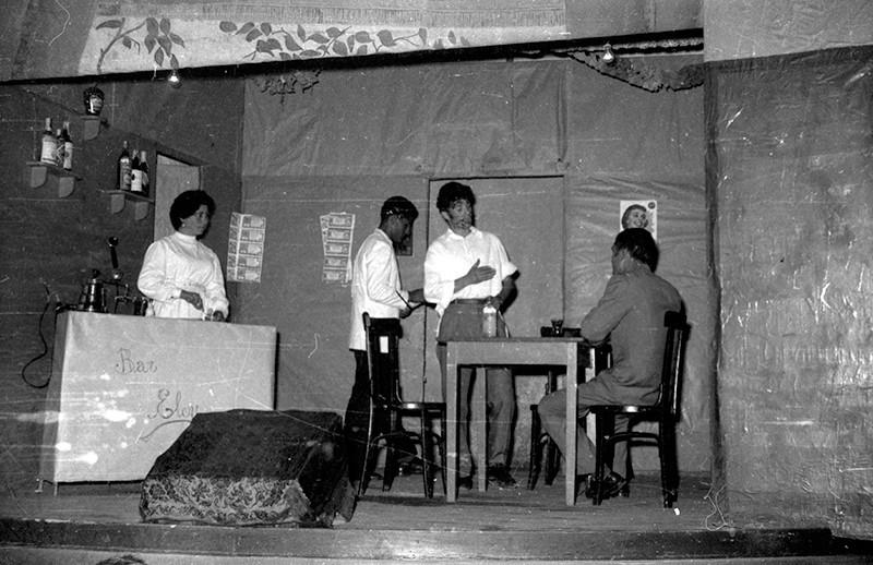 Teatro en Máguez I