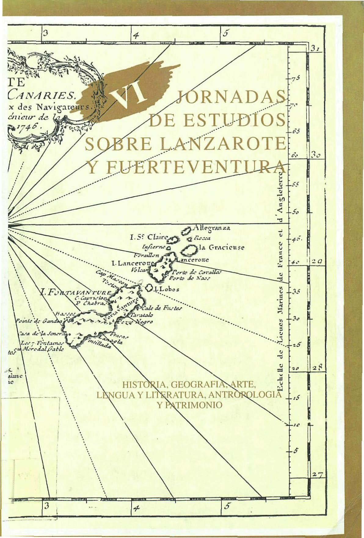 La mujer primitiva en Lanzarote y Fuerteventura entre la leyenda y la historia