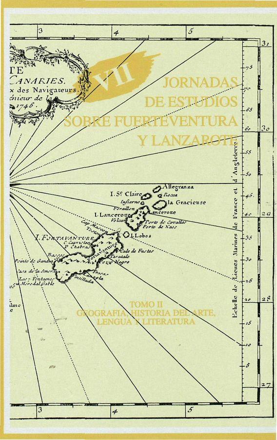 El texto de Glas (1764) y el Lanzarote histórico-artístico del siglo XVIII