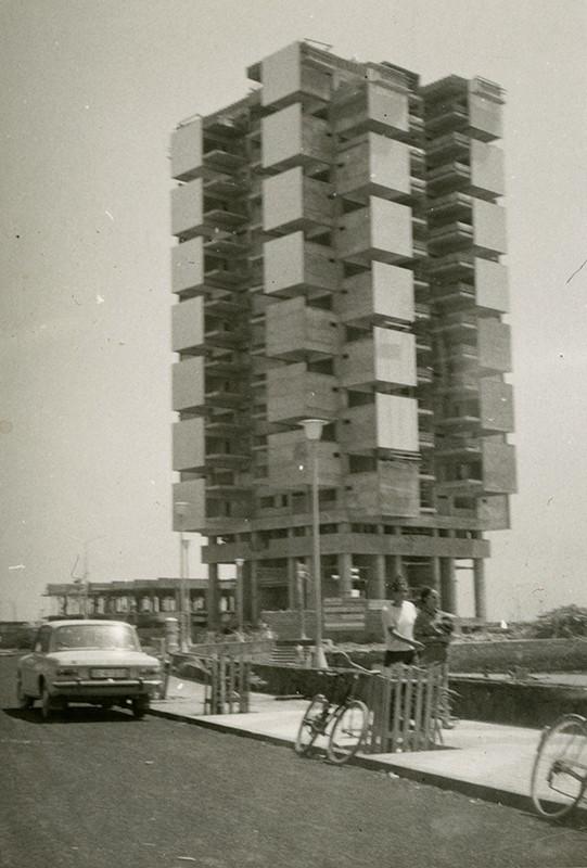 Gran Hotel en construcción I