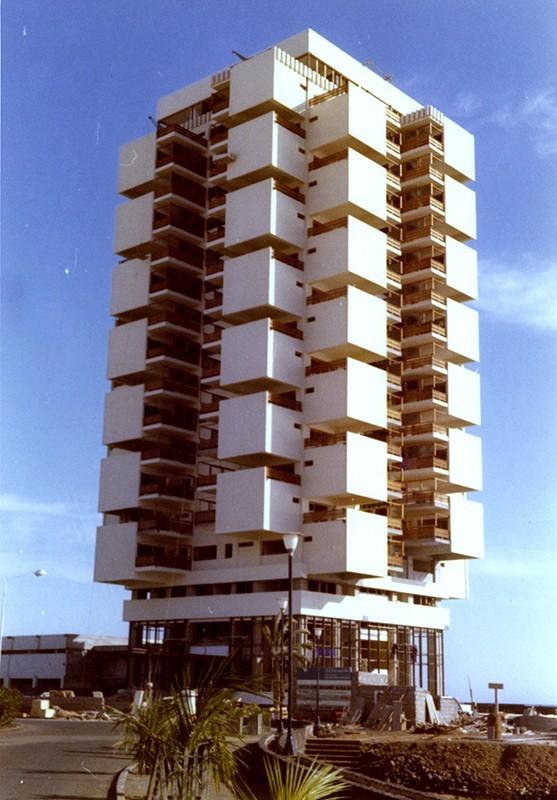 Gran Hotel en construcción II