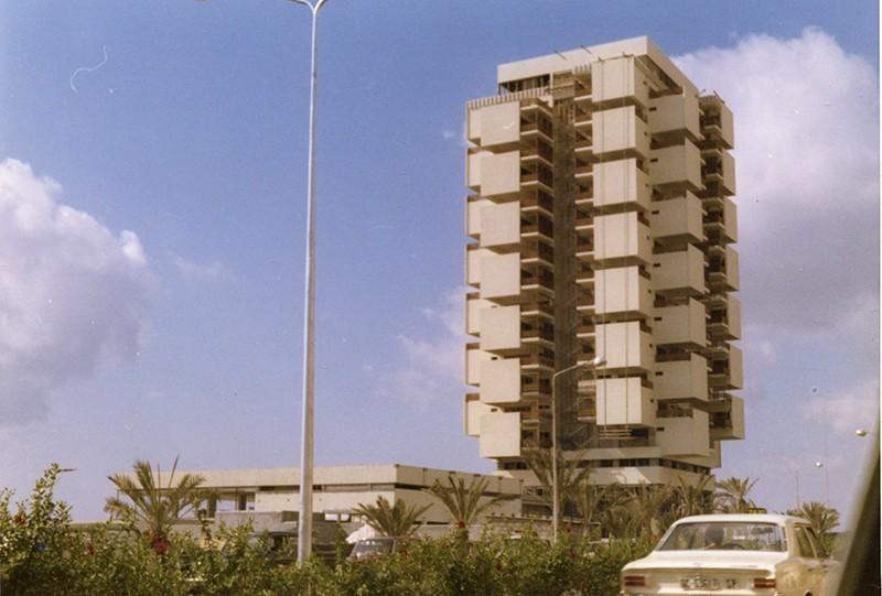 Gran Hotel en construcción III