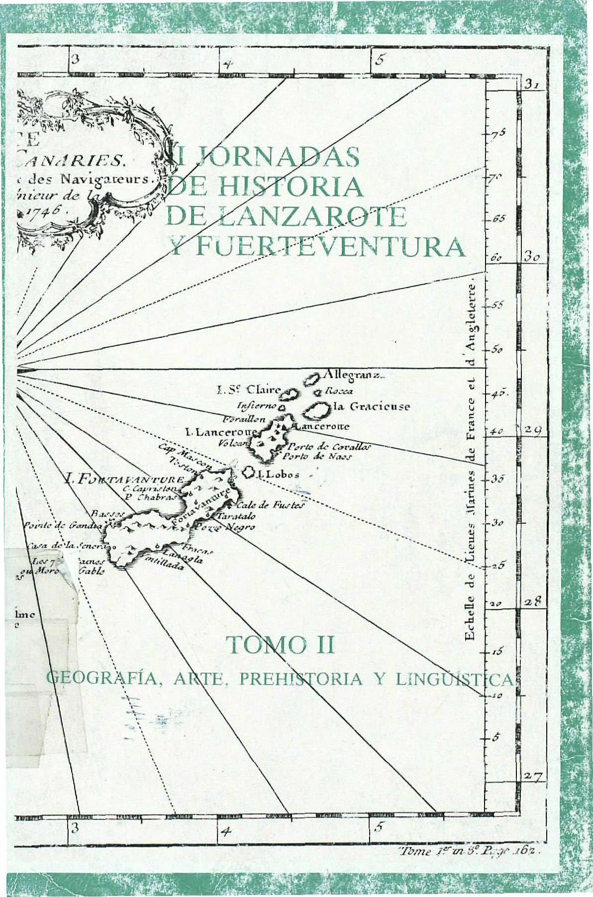 Lanzarote en el siglo XVI. Noticias históricas