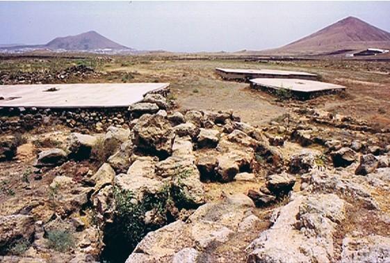 Yacimiento de Zonzamas XI