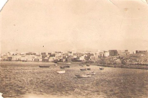 Vista del Charco de San Ginés