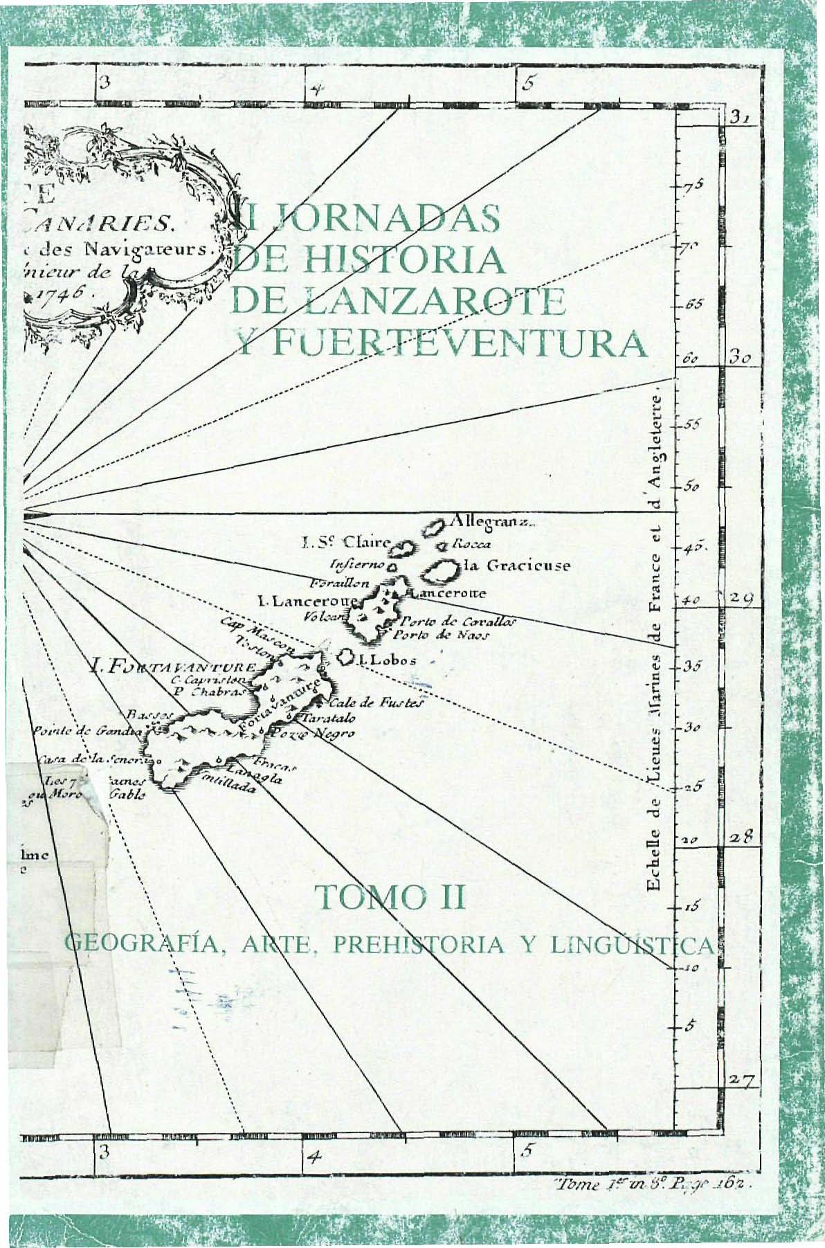 Los petroglifos del yacimiento de Zonzamas. Lanzarote