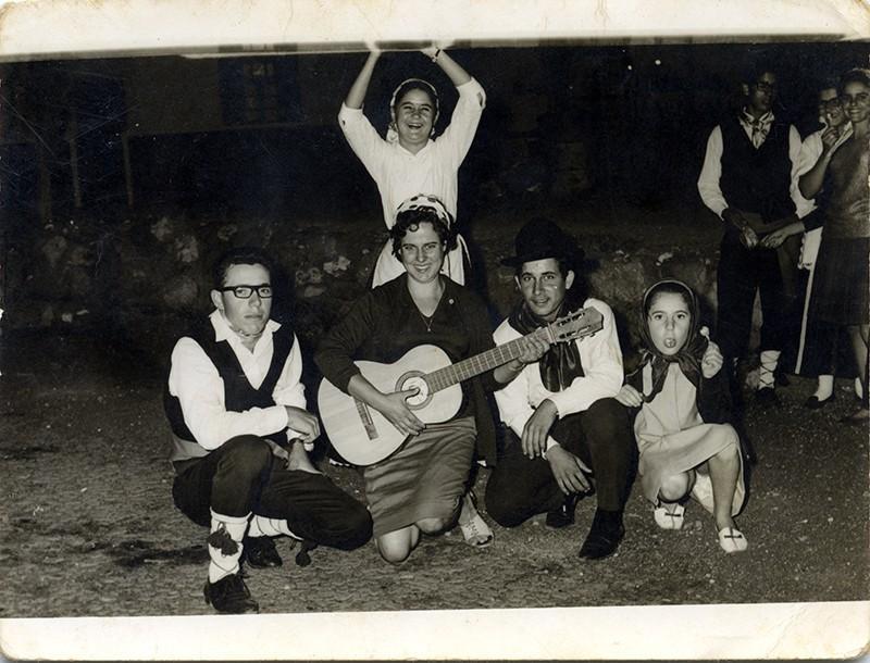Jóvenes de Tías I