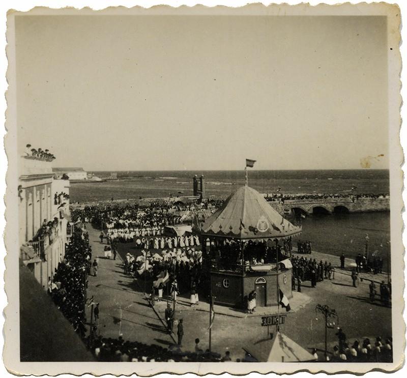 Visita de Franco a Lanzarote VII