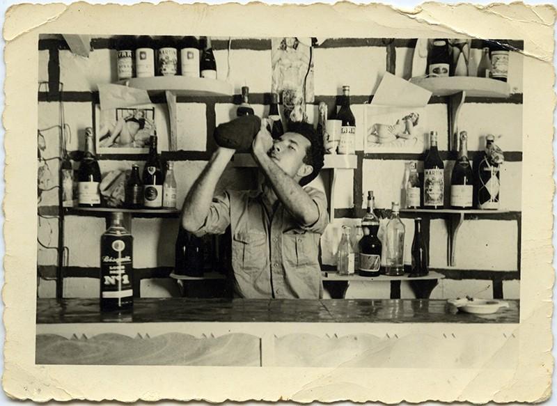 """Bar en """"La Charca"""" IV"""