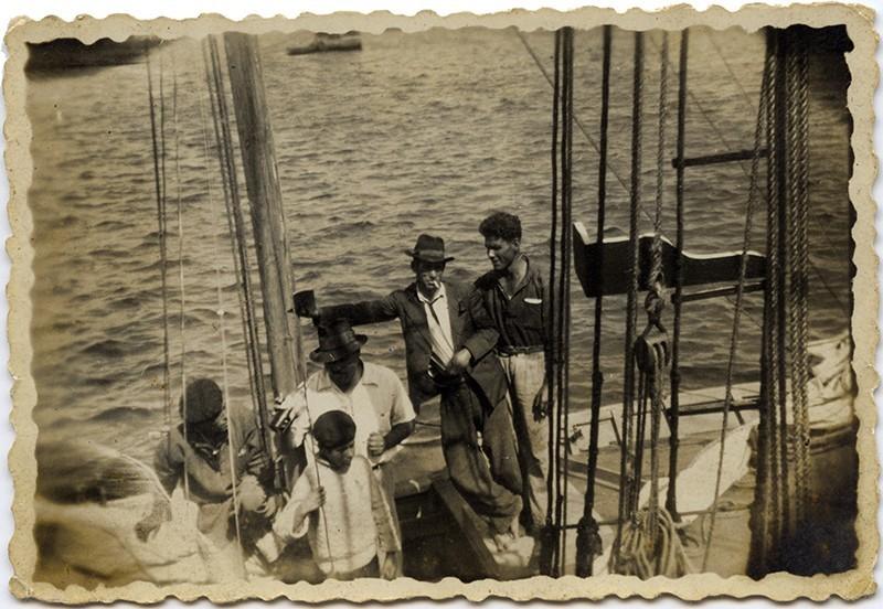 Barco de Fefo XII