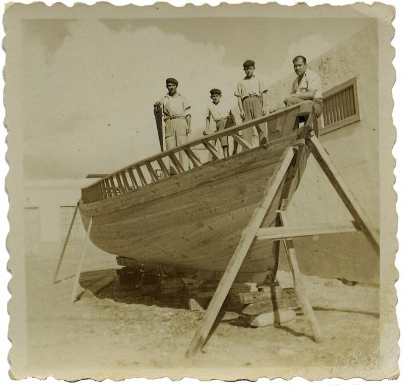 Carpinteros de ribera II
