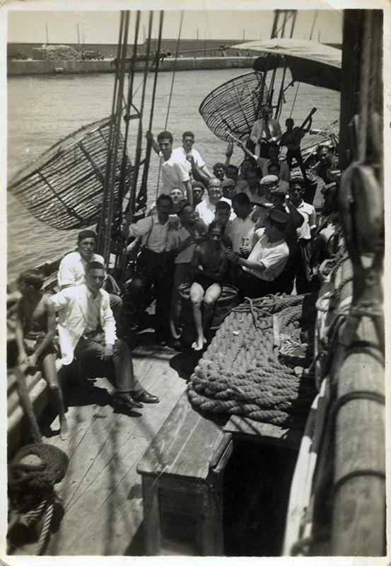Barco de Fefo XIV