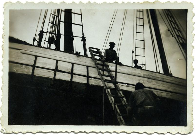 Barco de Fefo XV