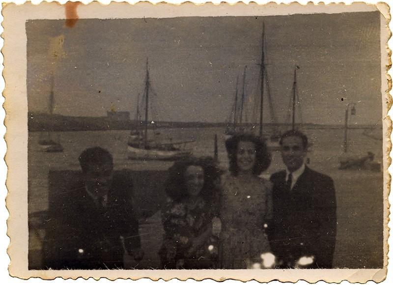 Jóvenes en Puerto Naos