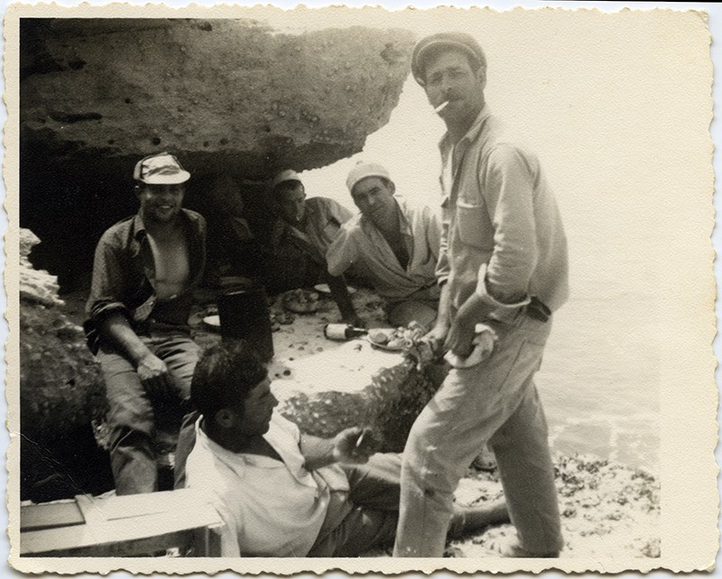 Canarios en Cabo Blanco III