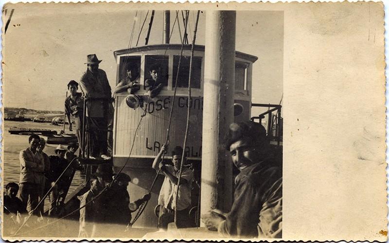 Barco de Fefo XVII