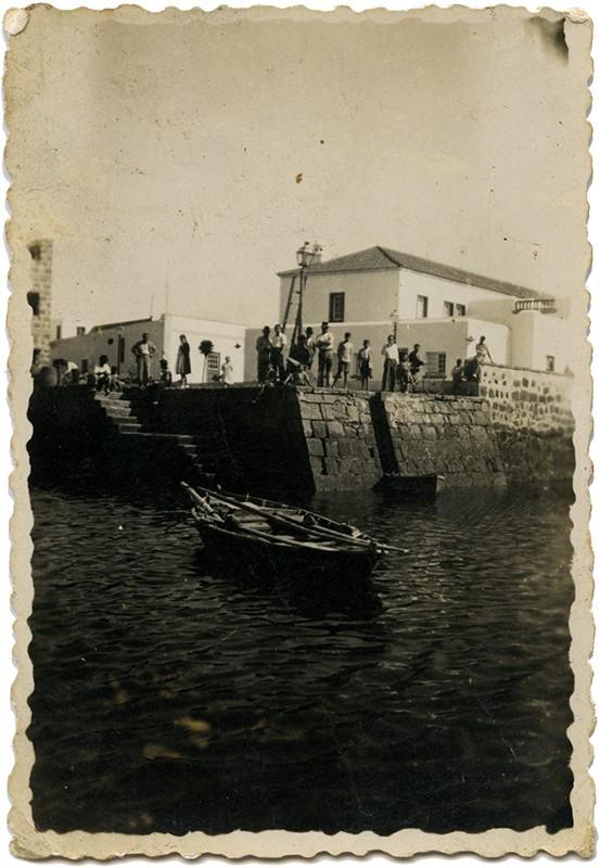 Muelle de la pescadería II