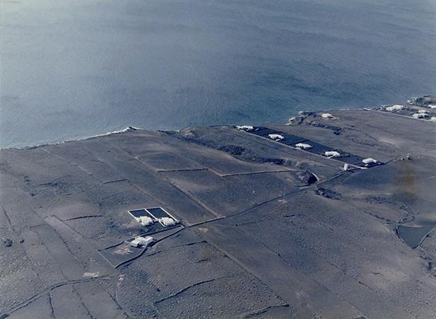 Fotografía aérea de Puerto Calero II