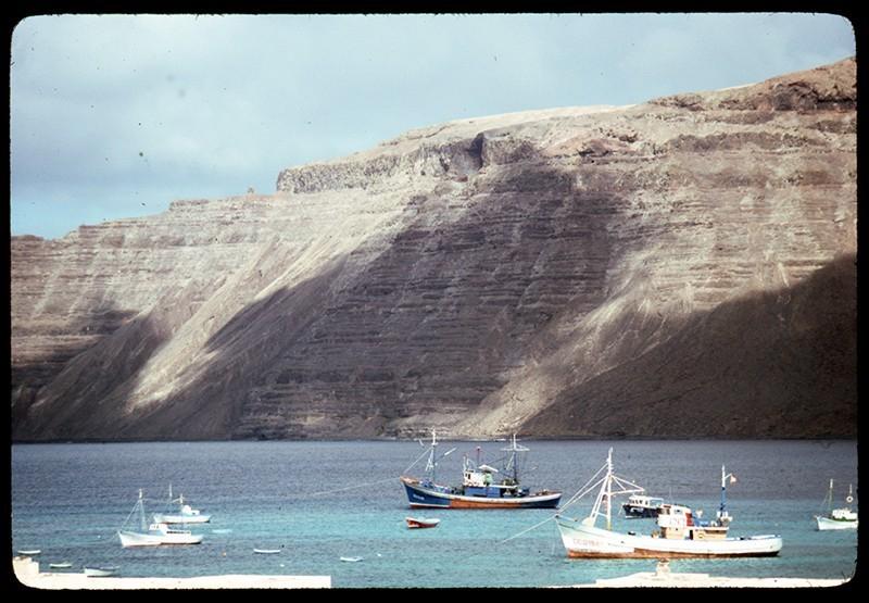Barcos en La Graciosa I