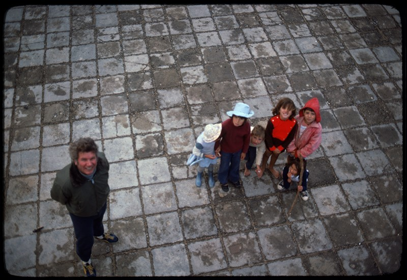 Niños de Caleta del Sebo II