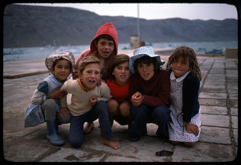 Niños de Caleta del Sebo IV