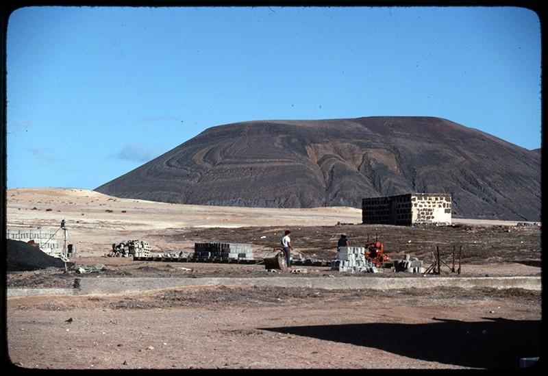 Materiales de construcción en Caleta del Sebo I