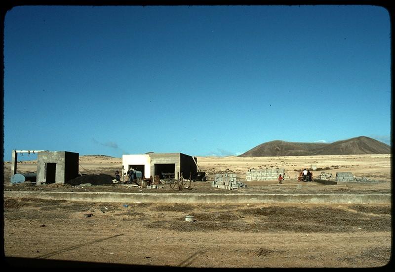 Materiales de construcción en Caleta del Sebo II