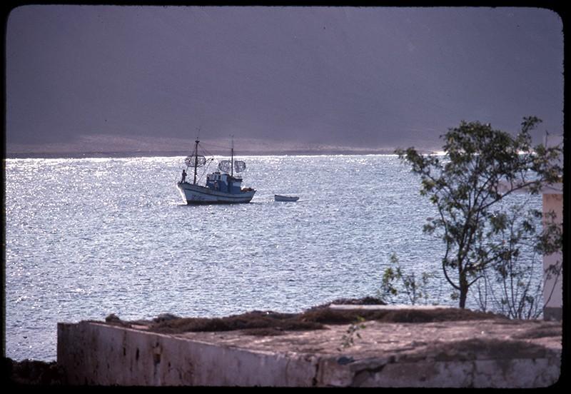 Barco de La Graciosa III