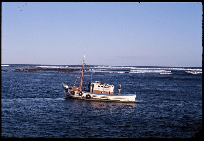 Barco de La Graciosa IV