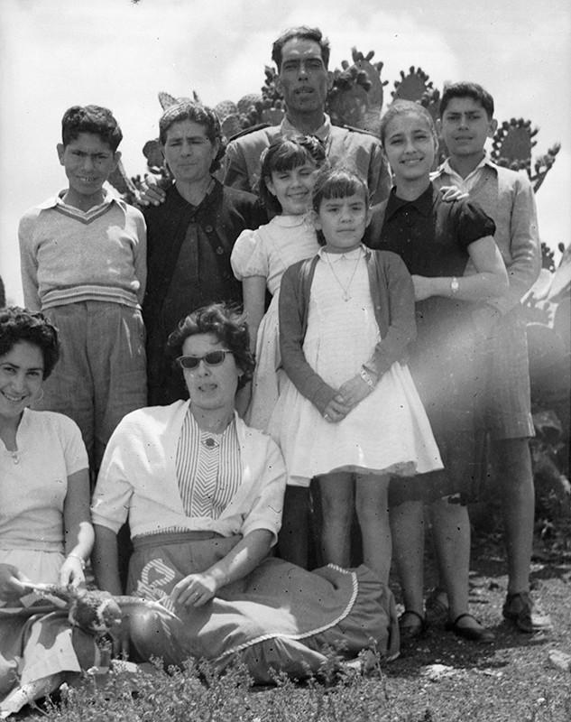 Familia en Haría II