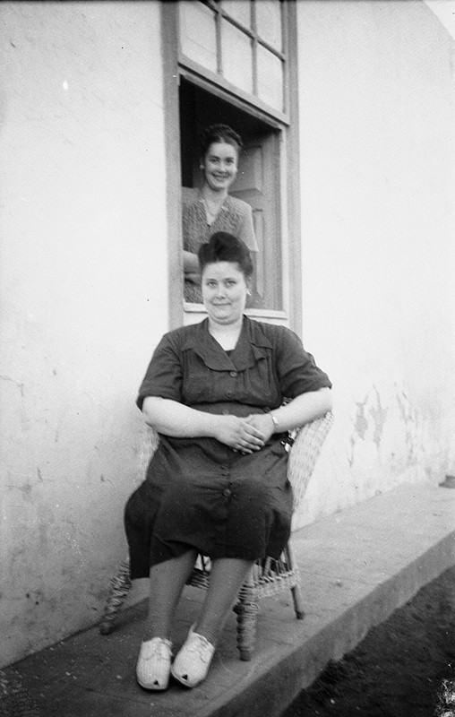 Mujeres en Máguez
