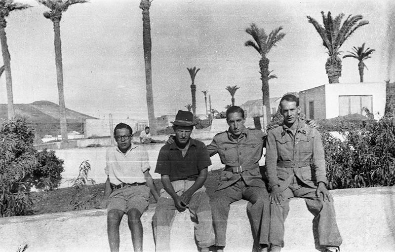 Militares en Haría I