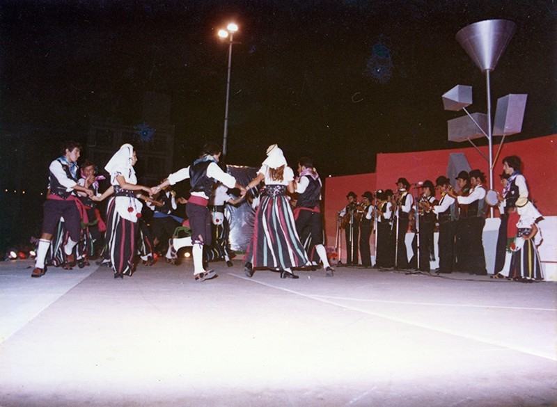 Agrupación San Antonio XVIII
