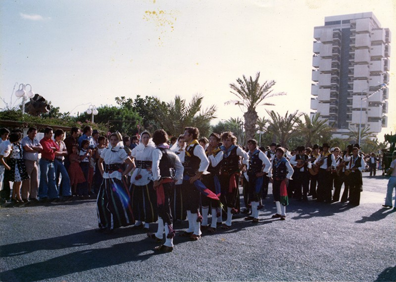 Agrupación San Antonio XIX