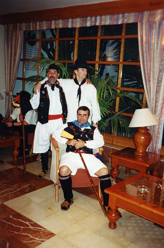 Agrupación Folclórica Guadarfía II