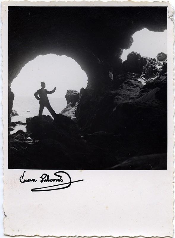 """Cueva Palomas"""